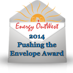 2014 Pushing the Envelope Award WINNER