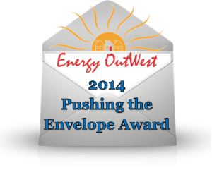 2014 Pushing the Envelope Award